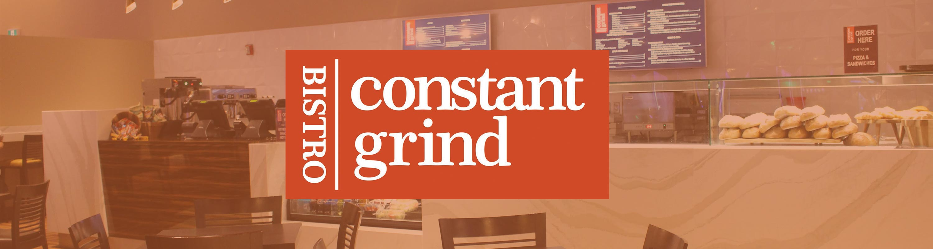 Constant Grind Coffee at our Ottawa Casino