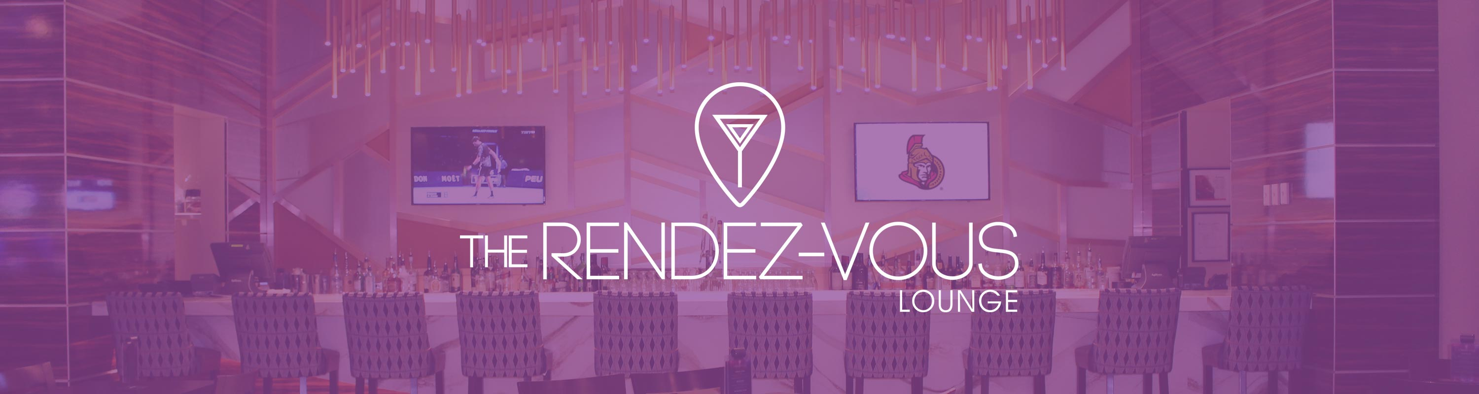 Rendez-Vous Lounge at our Ottawa Casino