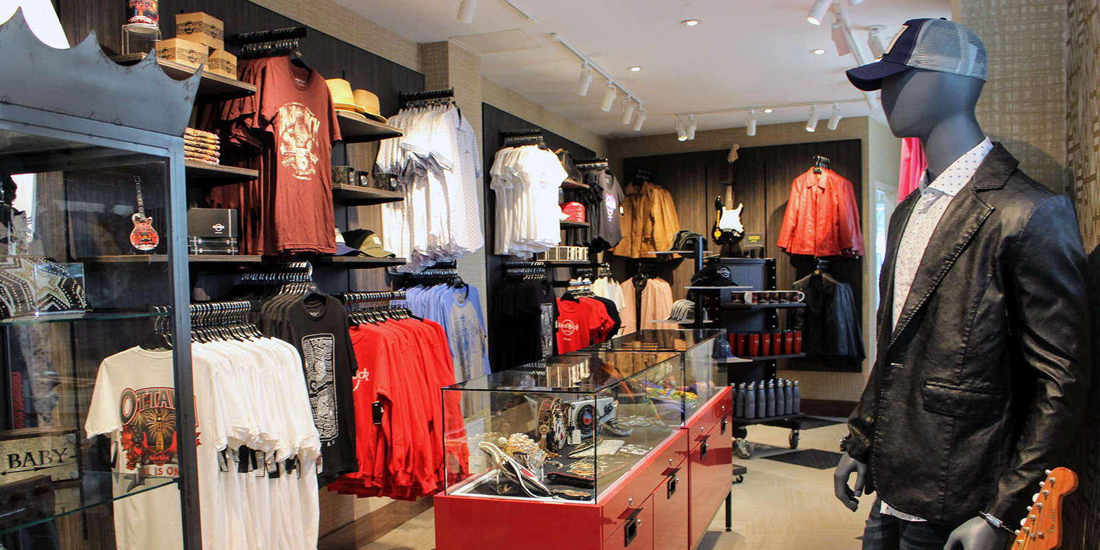 Rock Shop by Hard Rock at our Ottawa Casino